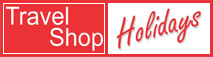 Travel Shop Holidays logo